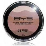 BYS Bronzing Powder 01 Golden NEW